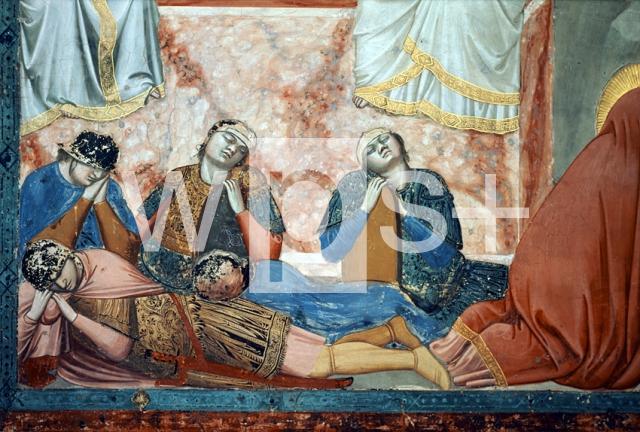 GIOTTO DI BONDONE|キリスト伝「... BONDONE|キリスト伝「キリストの復