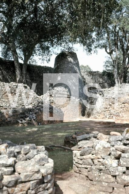 グレート・ジンバブエ遺跡の画像 p1_33
