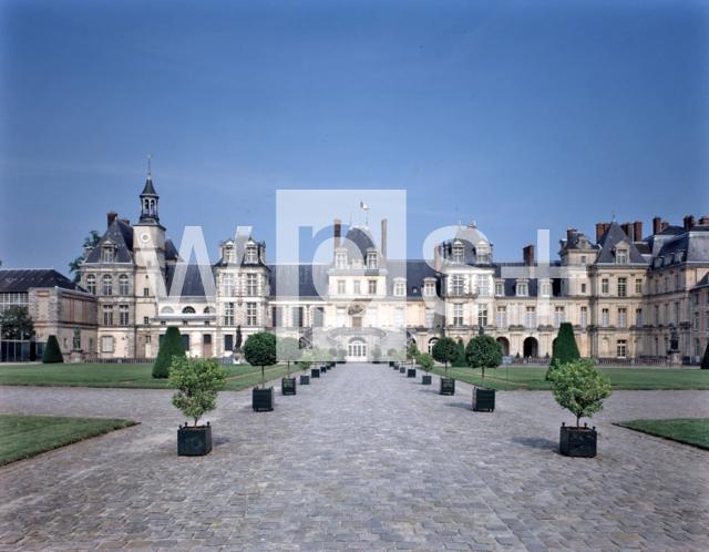 フォンテーヌブロー宮殿の画像 p1_21