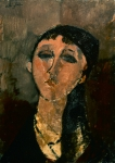 MODIGLIANI Amedeo|少女、ルイーズ