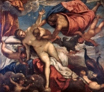 TINTORETTO (Jacopo Robusti)|天の川の起源