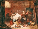 TENIERS David 'The Younger'|錬金術